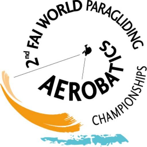 Logo championnat du monde parapente voltige annecy 2016