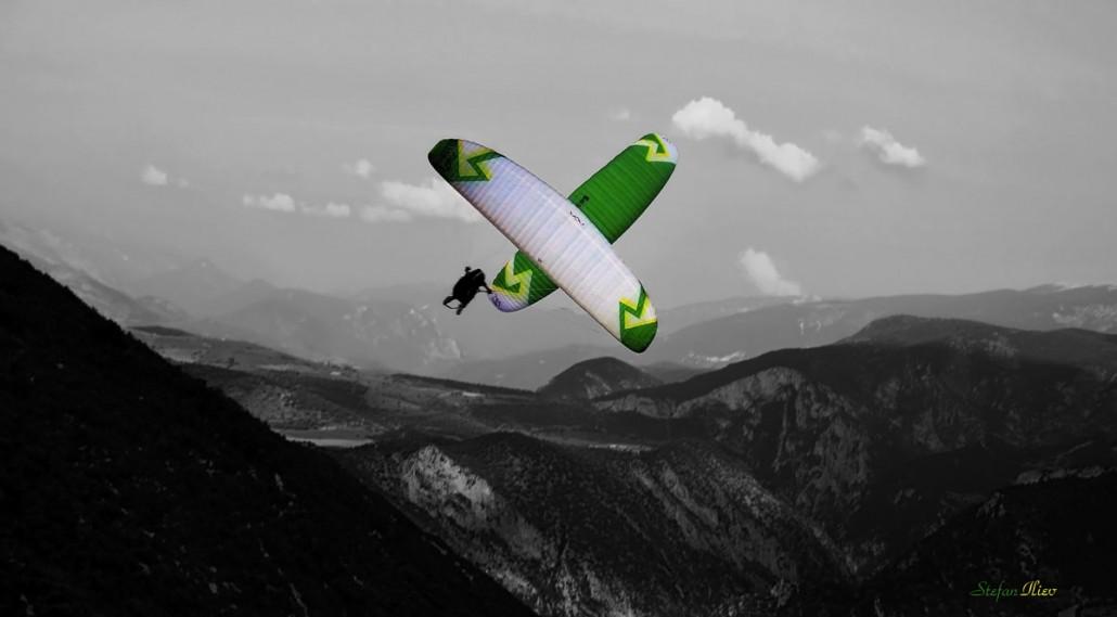 Felix Raul world championships paragliding aerobatics Annecy 2016
