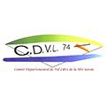 Logo comité départemental de vol libre