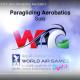 FAI WAG solo 2015 Dubaï paragliding aerobatics