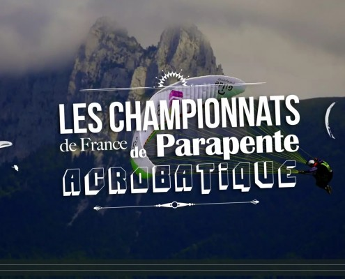 french championships paragliding aerobatic Annecy 2014