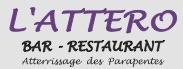 Logo Bar restaurant l'Atterro