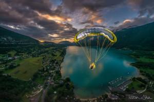 lac d'Annecy, Haute Savoie, France  © www.TristanShu.com FB: http://www.facebook.com/TristanShuPhotography