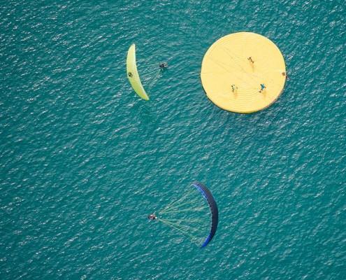Annecy, le 3 septembre 2016, Championnat du Monde de parapente acrobatique.  Photographe: www.philippeperie.com