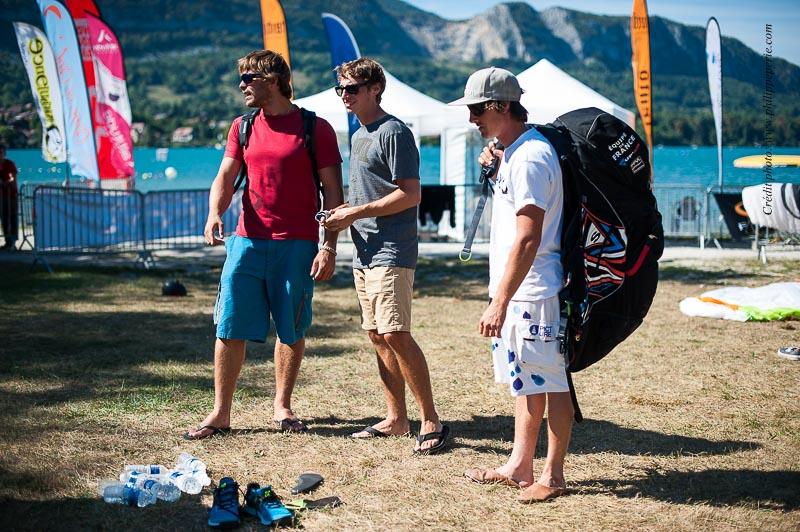 Annecy, le 2 septembre 2016, Championnat du Monde de parapente acrobatique. Photographe: www.philippeperie.com