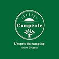 Ccamping campeole nubliere doussard logo