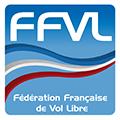 fédération française vol libre logo ffvl